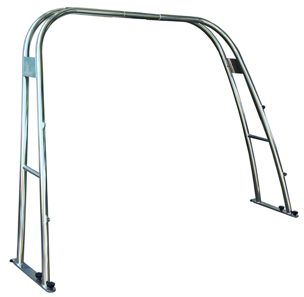 Removable roll bar (cod. 01.502) - Roll bars Nautical accessories