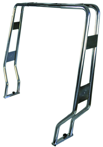 Removable roll bar (cod. 01.500) - Roll bars Nautical accessories