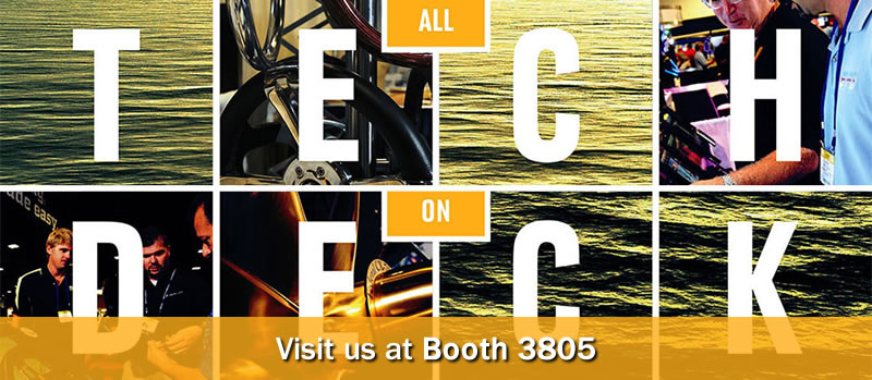 IBEX 2017 - Booth 3805 / SEPTEMBER 19-21 / TAMPA, FL (USA)