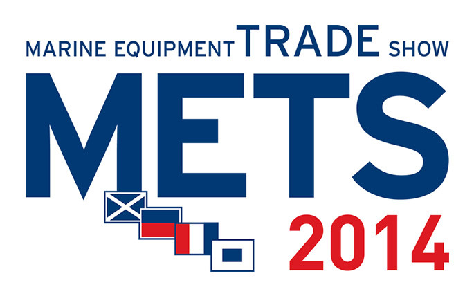 METS Marine Equipment Trade Show - Amsterdam - 2014